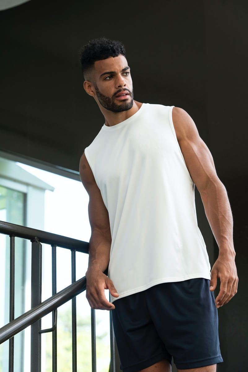 Men's Cool Smooth Sports Vest