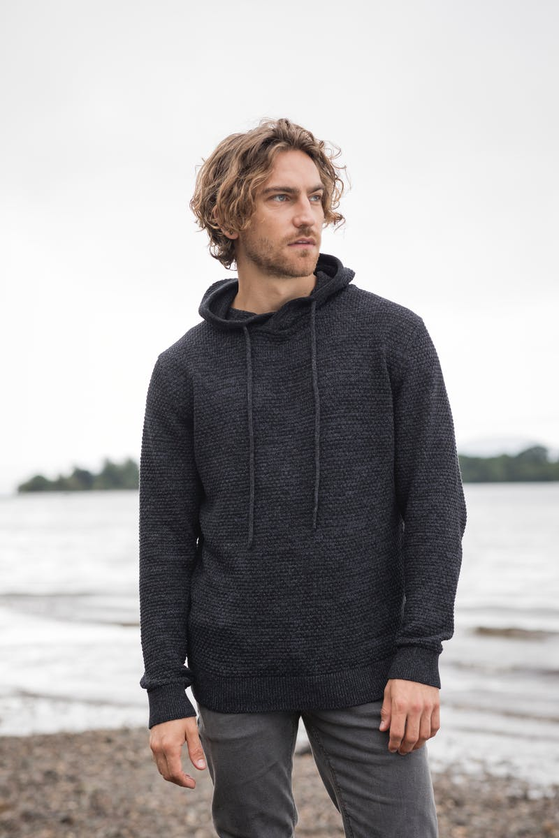 Iguazu Re-gen Knitted Hoody